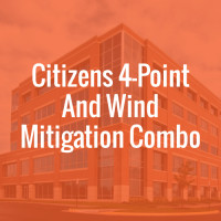 Citizens 4-Point And Wind Mitigation Combo