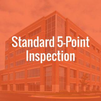 Standard 5-Point Inspection