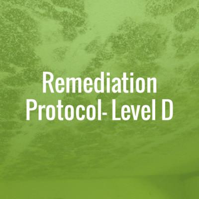 Remediation Protocol - Level D