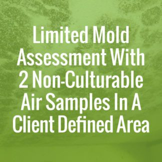 Limited Mold Assessment
